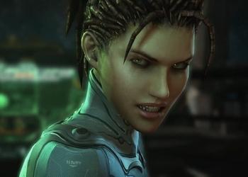Снимок экрана StarCraft II: Heart of the Swarm