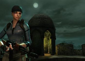 Снимок экрана Resident Evil: Raccoon City