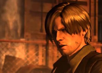 Снимок экрана Resident Evil 6