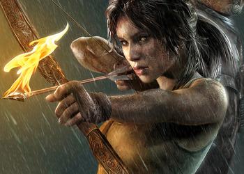 Снимок экрана Tomb Raider