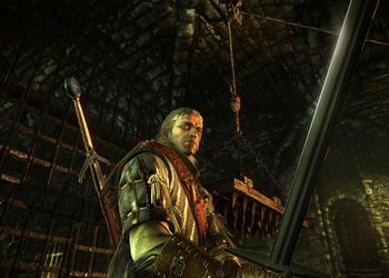 Снимок экрана The Witcher 2: Assassins of Kings