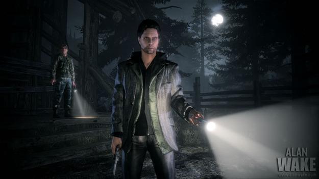 Игра Al Wake выйдет в интернете Steam в январе