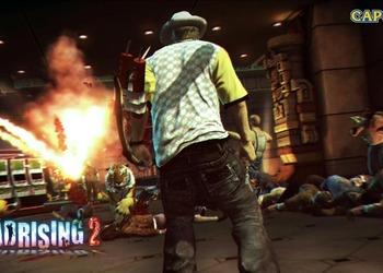 Снимок экрана Dead Rising 2