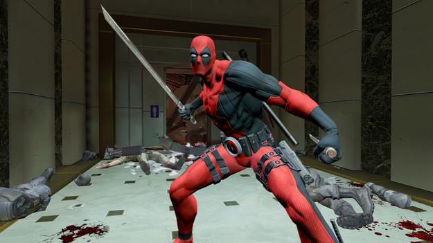 Создатели поделились новой информацией об игре Deadpool