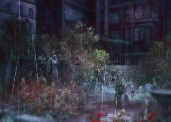 Снимок экрана Rain
