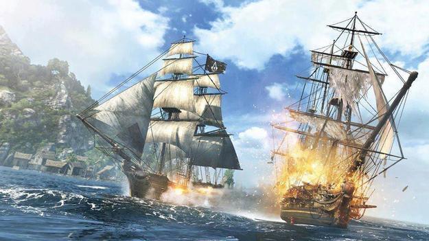 Ubisoft продемонстрировала дебютный трайлер геймплея игры Assassin'с Creed IV: White Flag