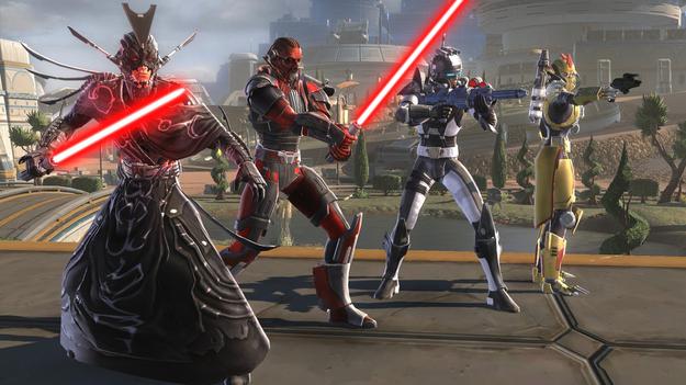 BioWare добавит однополые романы в игру Star Wars: The Old Republic