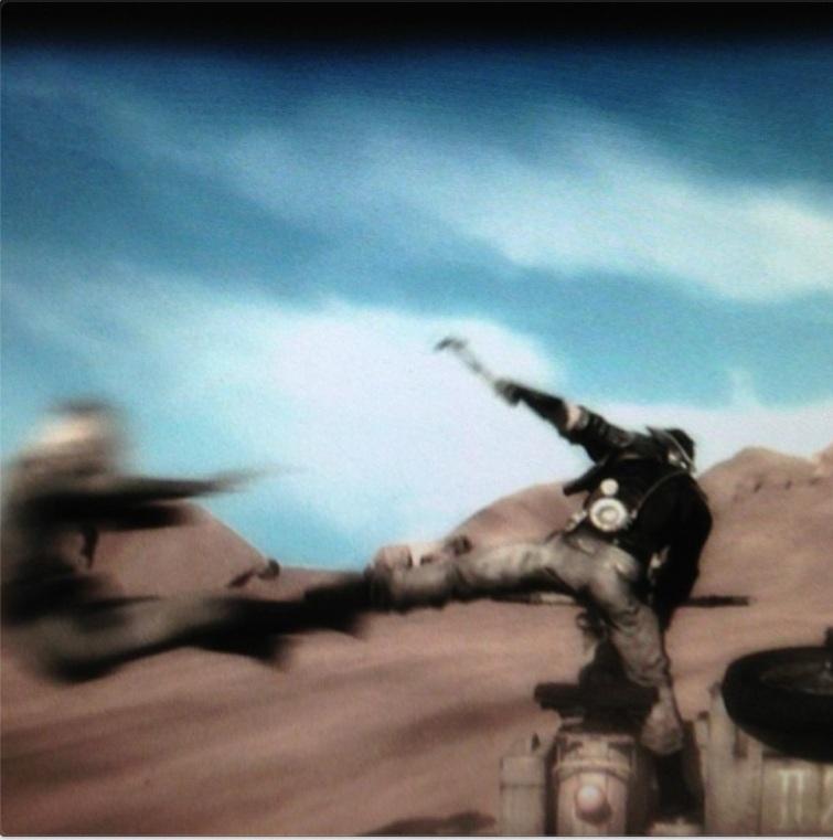 Avalanche обнародовала тизер игры Just Cause 3?