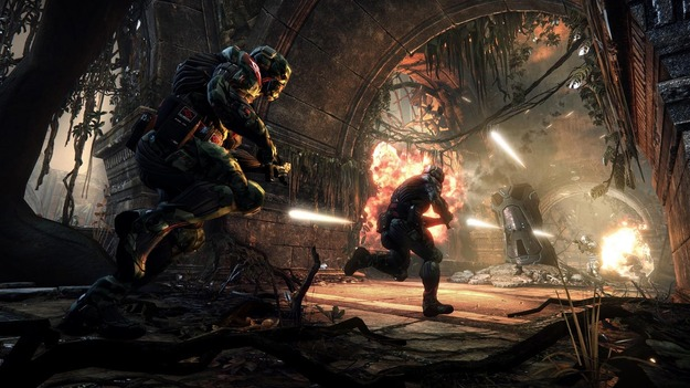 Crytek объявила верную дату релиза игры Crysis 3