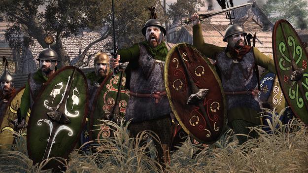 Обнародован свежий трайлер к игре Total War: Rome II