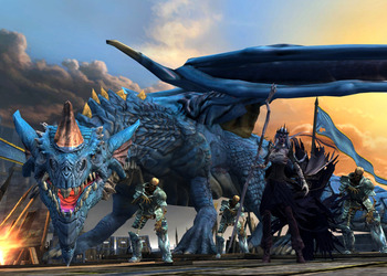 Снимок экрана Neverwinter