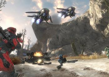 Снимок экрана Halo: Reach