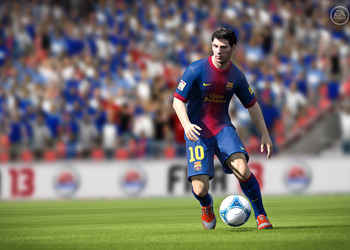 Снимок экрана FIFA 13