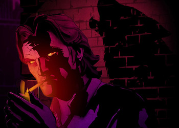 Концепт-арт The Wolf Among Us