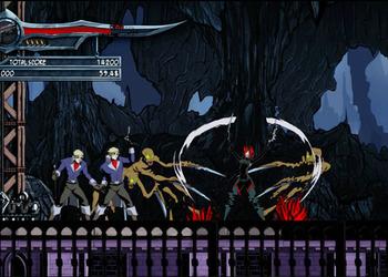 Снимок экрана Bloodrayne: Betrayal