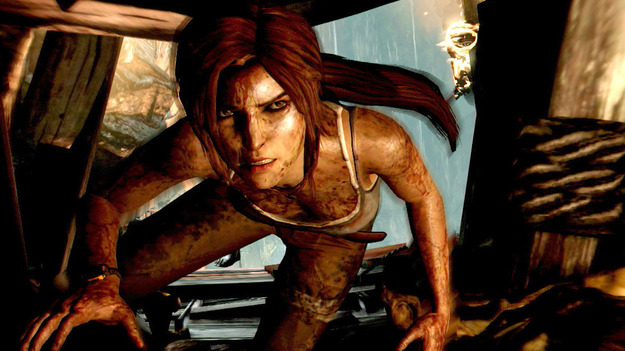 Размещены компоненты мультиплеера в игре Tomb Raider