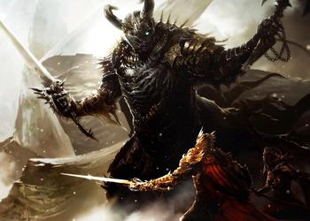 Концепт-арт Guild Wars 2