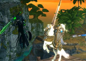 Снимок экрана Might & Magic Heroes VI