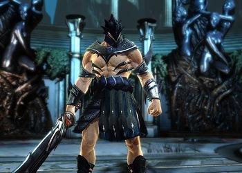 Снимок экрана God of War: Ascension