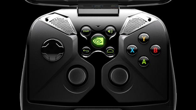 Nvidiа продемонстрировала свежую игровую консоль Project Shield