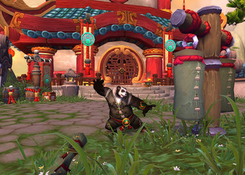 Снимок экрана WoW: Mists of Pandaria