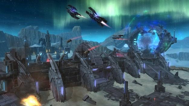 ЕА открыла компоненты прохода на свободную модель игры Star Wars: The Old Republic в новом видеоролике
