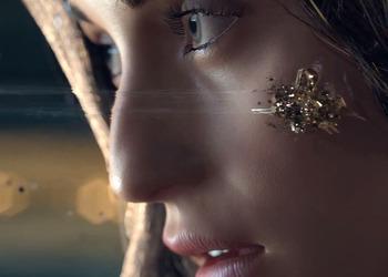 Снимок экрана из трейлера Cyberpunk 2077