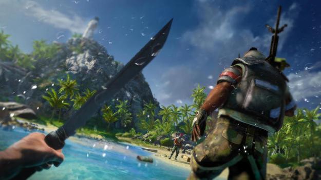 Размещены свежие снимки экрана к игре Far Cry 3