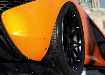 Снимок экрана Forza Моторспорт 5