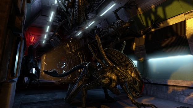 Создатели игры Aliens: Colonial Marines поправили технологию синтетического ума