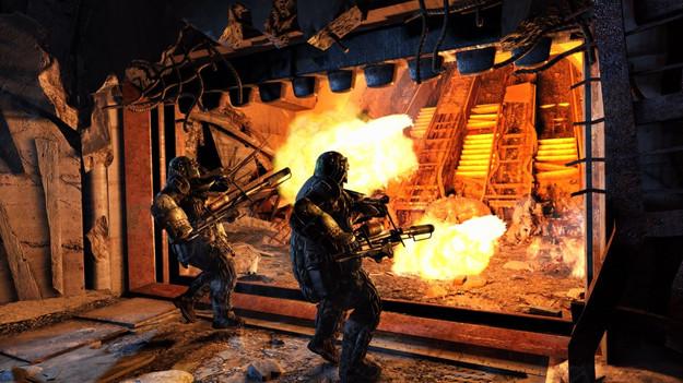 Deep Silver делает добавление в роли приза для преварительных заявок игры Metro: Last Light