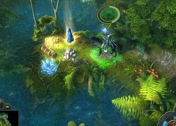 Снимок экрана Might and Magic Heroes VI