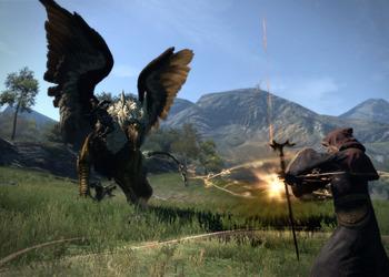 Снимок экрана Dragon'с Dogma