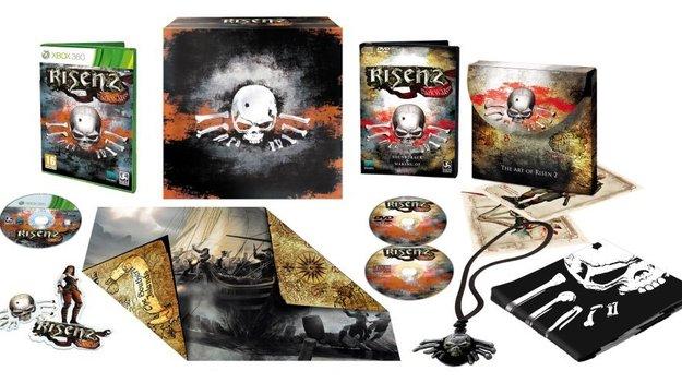 Анонсировано коллекционное издание игры Risen 2: Dark Waters