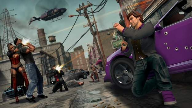 Ubisoft интересуется получением игр THQ