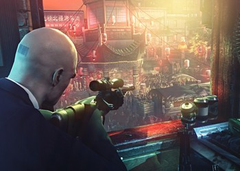 Снимок экрана Hitman: Sniper Challenge