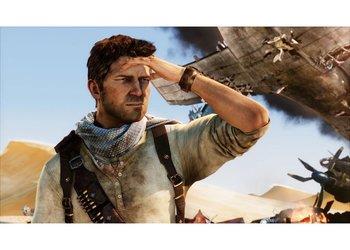 Снимок экрана Uncharted 3: Drake