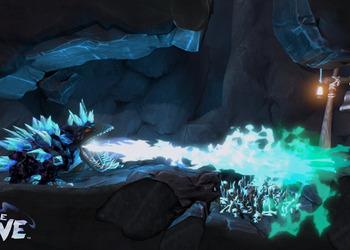 Снимок экрана The Cave