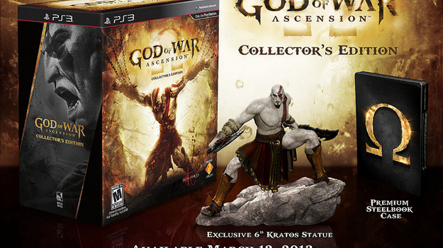 Демо модификация одиночной игры God of War: Ascension будет в январе