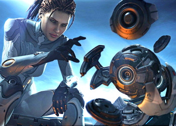 Снимок экрана StarCraft II: Heart of the Swarm