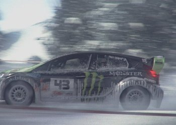 Снимок экрана Dirt 3