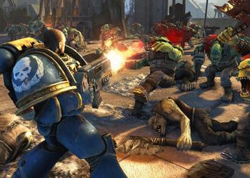 Снимок экрана Warhammer 40K: Space Marine