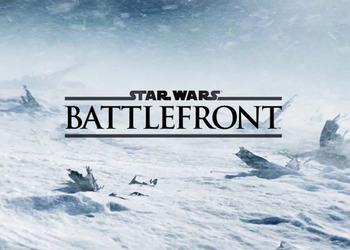 Снимок экрана трейлера Star Wars: Battlefront