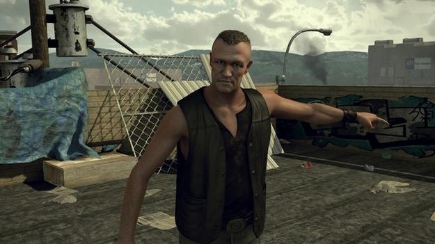 Игра The Walking Dead: Survival Instinct - не шутер от первого лица
