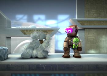 Снимок экрана LittleBigPlanet 2