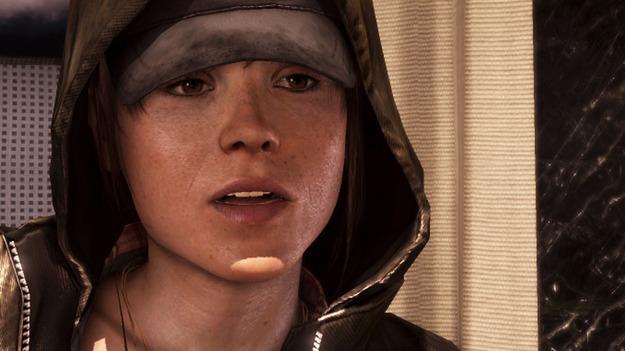 Игра Beyond: Two Souls будет диалоговой драмой