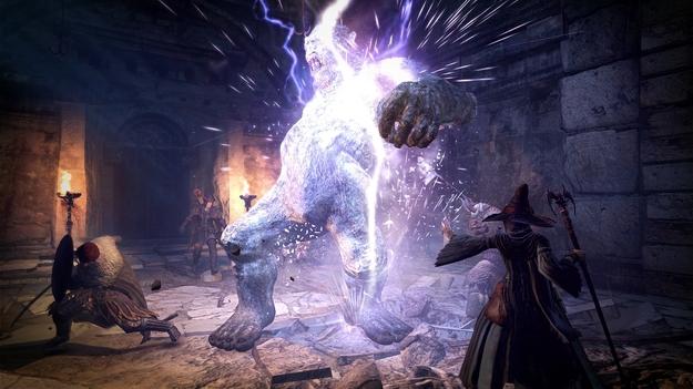 Обнародован свежий видеоролик и описание к игре Dragon'с Dogma: Dark Arisen