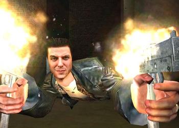 Снимок экрана Max Payne