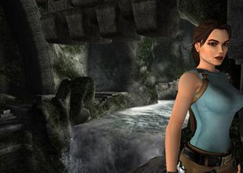 Снимок экрана Lara Croft Tomb Rider: Anniversary