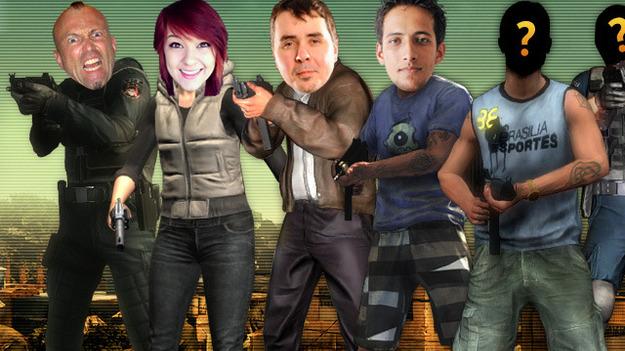 Rockstar выбрала 4 игроков которые будут в мультиплеере Max Payne 3